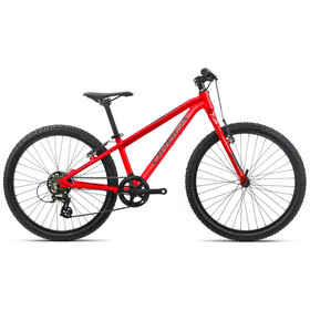 "ORBEA MX Dirt 24"" Kinder red/black"